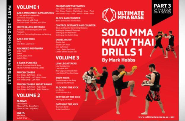 *SOLO MMA MUAY THAI DRILLS 1* course image